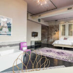 Master Bedroom with Tub