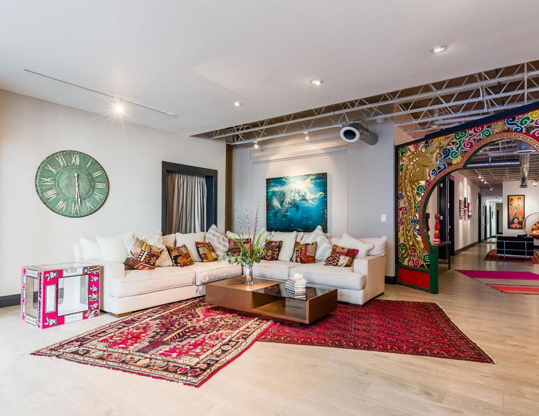 living gallery
