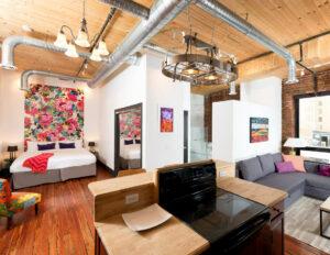sleep with us properties studio loft