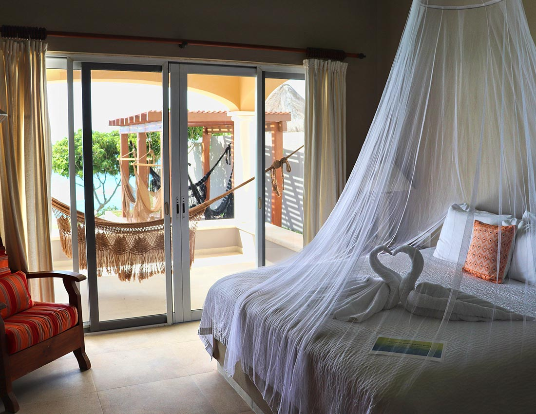 sleep with us properties casa amarilla isla mujeres