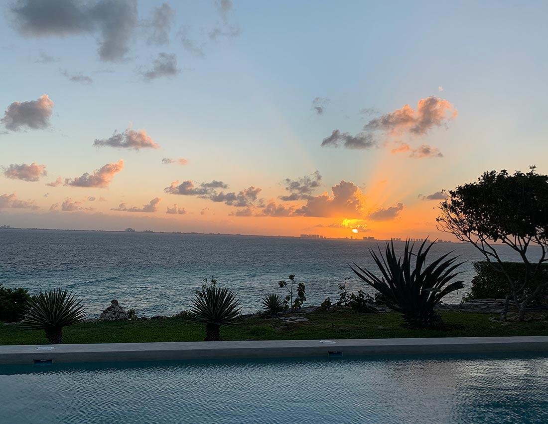 casa amarilla luxury properties isla mujeres