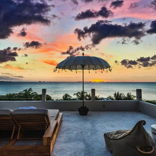 casa kamala sunset isla mujeres